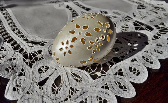 Model, Crafts, Traditional, Easter, Easter Egg