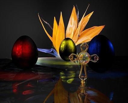 Easter, Easter Egg, Happy Easter, Easter Eggs, Color
