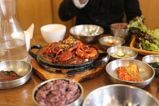 Food, Meal, Table, Restaurant, Epicure