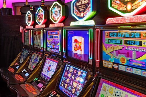 Casino, Game Of Chance, Slot Machines, Gambling, Game