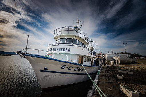 Water, Transportation System, Sea, Sky, Travel, Harbor