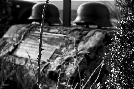 Nature, Human, War, Wehrmacht, Helm, Rest, Suffering