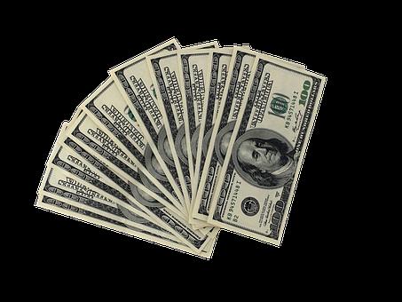 Dollar, Money, Bucks, Rupee, Cash, Wealth, Currency