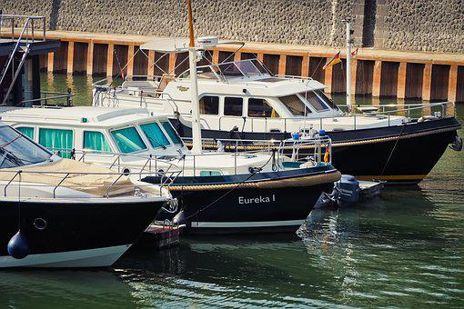 Waters, Boats, Travel, Pier, River, Port, Nautical
