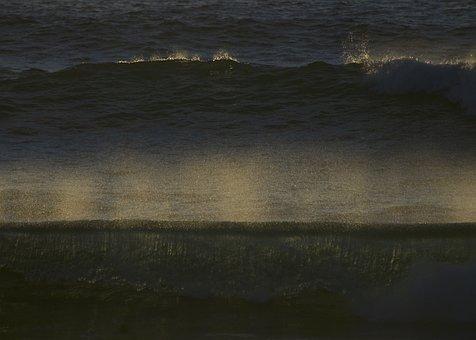 Water, Panoramic, Desktop, Reflection, Ocean, Seashore