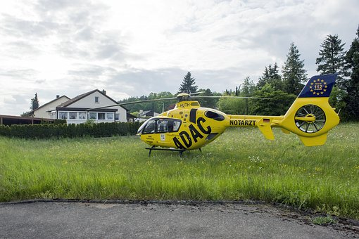 Rescue Helicopter, Doctor On Call, Adac