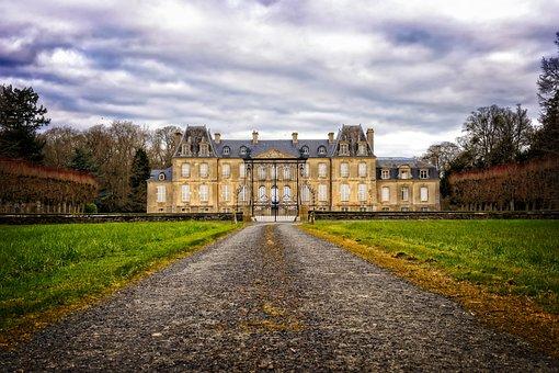 Castle, Property, Residence, Villa, Architecture