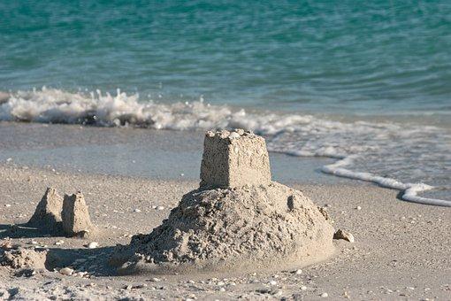 Sea, Beach, Seashore, Water, Ocean, Sand, Wave, Nature