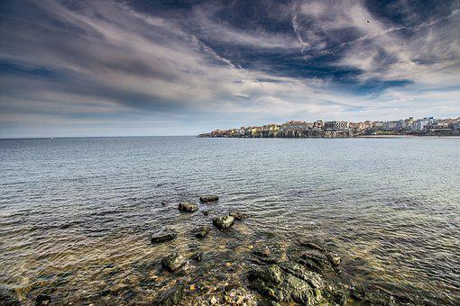 Water, Sea, Seashore, Beach, Travel, Sozopol, Bulgaria