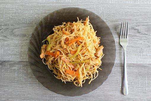 Food, Meal, Cooking, Spaghettis, Noodles