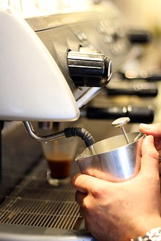 Coffee, Latte, Cappuccino, Cafe, Hot, Mug, Steam