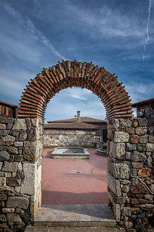Architecture, Wall, Stone, Ancient, Old, Travel