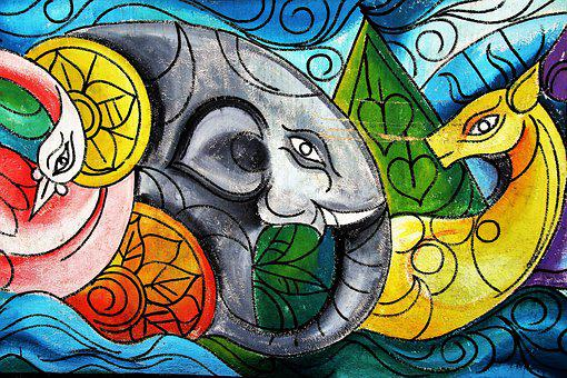 Graffiti, The Art Of, Spray, Mural, Creativity