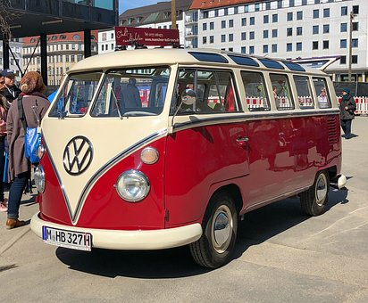 Vehicle, Auto, Bus, Transport System