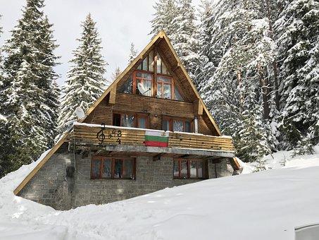 Chalet, Mountain, Vitosha, Forest, Planinarska Songs