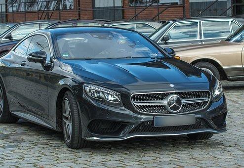 Auto, Mercedes, Automotive, Vehicle, Transport System