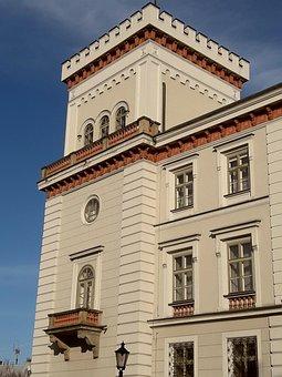 Bielsko-biała, Silesia, Poland, Beskids, Architecture