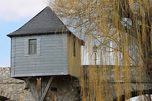 Bridgehouse, Bridge Cottage, Customs, Customs Station