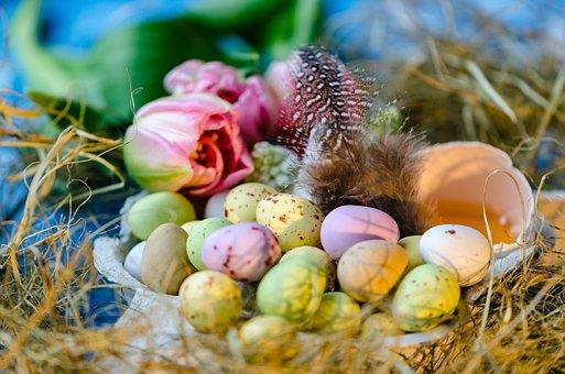 Happy Easter, Easter, Easter Eggs, Easter Egg, Egg