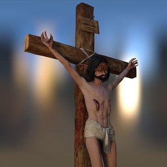 Religion, God, Human, Cross, Crucifixion, Spirituality