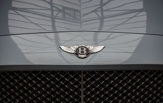 Auto, Bentley, Emblem, Logo, Nobel Body, Vehicle