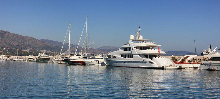 Waters, Sea, Yacht, Port, Marina, Travel, Boot, Ship