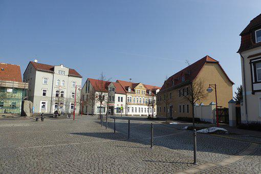 Architecture, House, Road, City, Horizontal