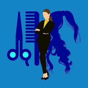 Hair Stylist, Hair, Hair Style, Salon, Beauty Salon