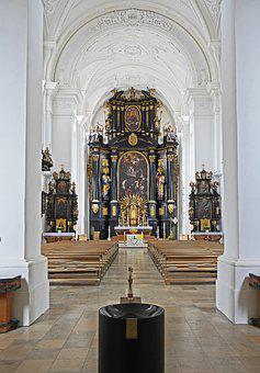 Passau, St Paul, Historic Center, Parish Church