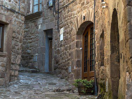 Architecture, Old, Travel, Building, Stone, Wall, House