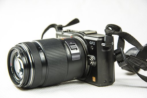 Lens, Zoom, Light Editor, Equipment, Technology
