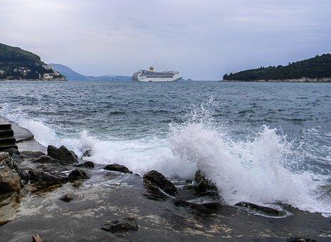 Water, Sea, Coast, Beach, Ocean, Wave, Surf, Travel