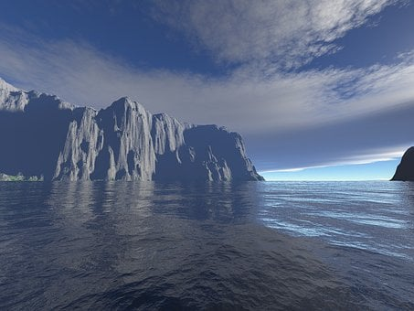 Water, Landscape, Sea, Nature, Seashore, Bay, Infinity