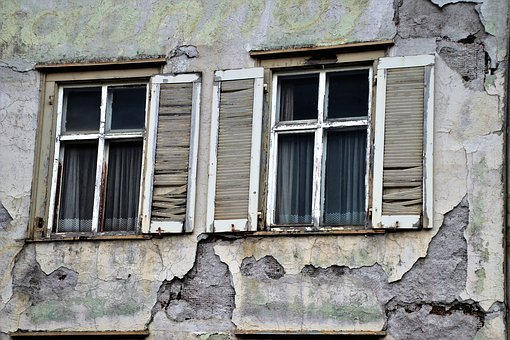 Window, Hotel, Architecture, Old, Building, Facade