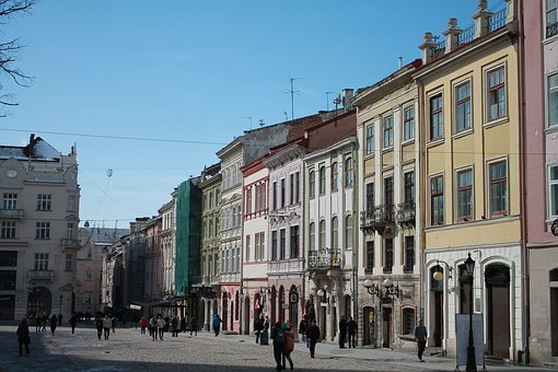 Architecture, Megalopolis, Street, City, Building