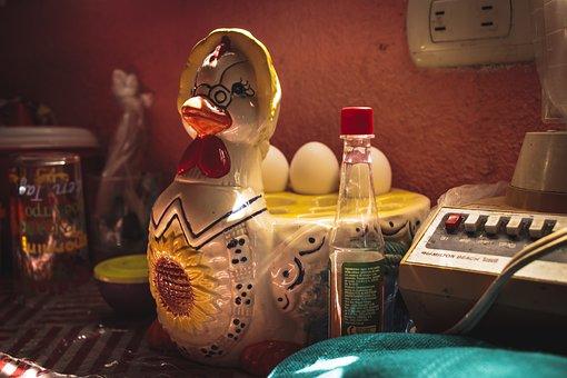 Guatemala, Kitchen, Eggs, Crafts, Craft Products