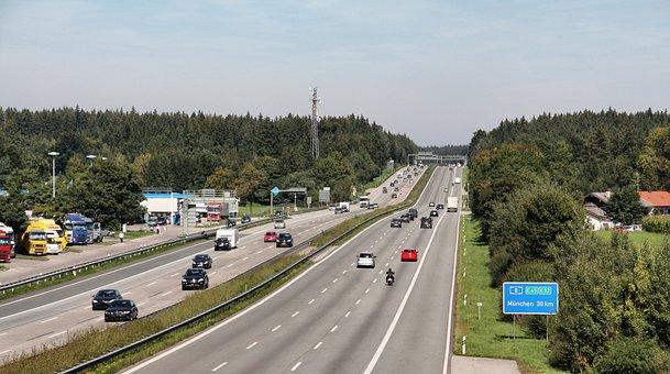 Transport System, Traffic, Road, Travel, Auto, Highway