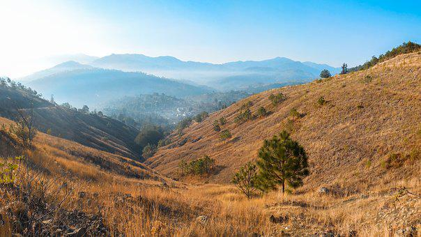 Nature, Landscape, Mountain, Sky, Travel, Panoramic