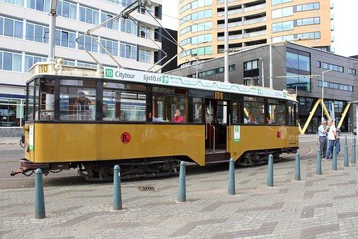 Train, Transport, Tram, Travel, Public Transport, Track