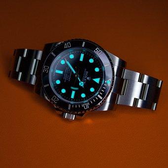 Watch, Time, Clock, Wristwatch, Minute, Rolex