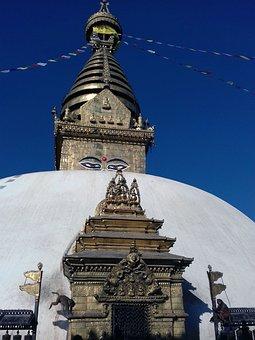 Architecture, Travel, Sky, Religion, Tourism, Stupa