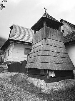 No Person, Vlkolinec, Slovakia