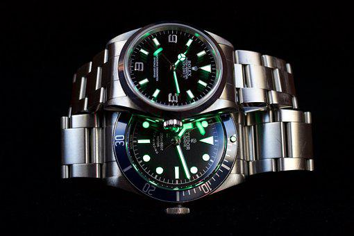 Chrome, Technology, Watch, Rolex, Submariner, Explorer