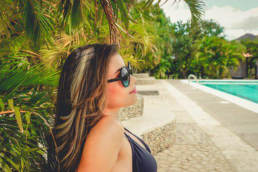 Summer, Beach, Ease, Sun, Travel, Sky, Landscape
