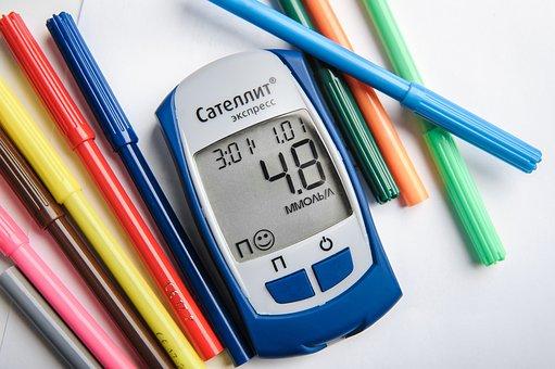 The Meter, Elta, Diabetes, Satellite Express