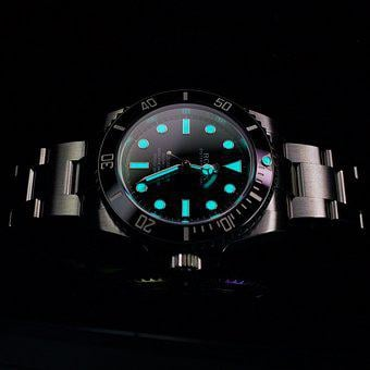 Time, Clock, Watch, Minute, Deadline, Rolex, Submariner