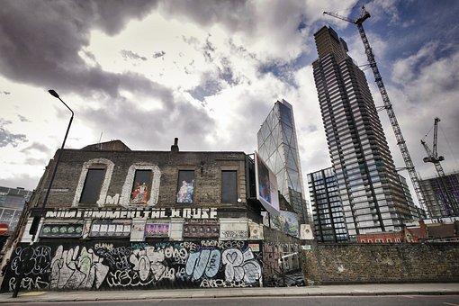 Architecture, Travel, Building, City, Sky, London