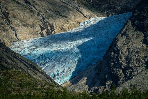Nature, Landscape, Outdoors, Travel, Glacier, Mountain