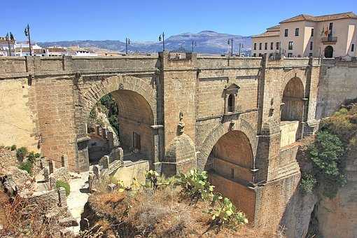 Architecture, Antiquity, Old, Travel, Arch, Nature