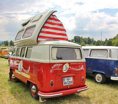 Vehicle, Auto, Transport System, Camper, Truck, Bus